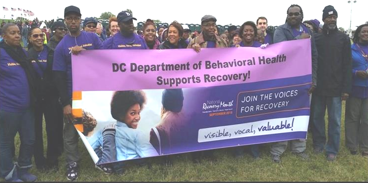 "DBH ""Voices of Recovery"" event"