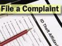 File a complaint graphic