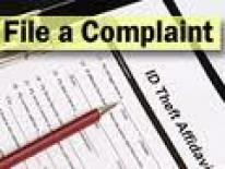 File a complaint graphic